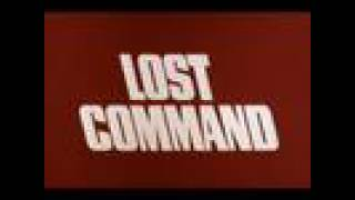 LOST COMMAND(1966) Original Theatrical Trailer