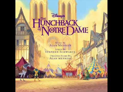 The Hunchback of Notre Dame OST - 02 - Out There