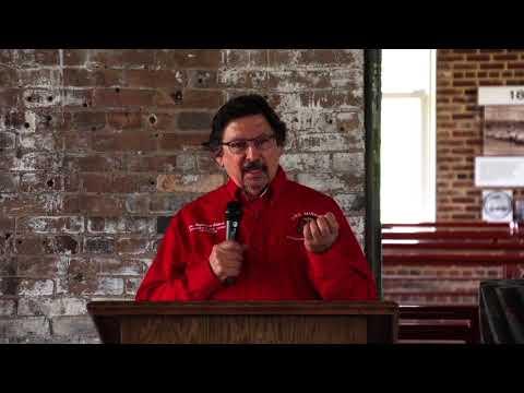 Napoleon Gomez Urrutia - Discurso HOMESTEAD 2017