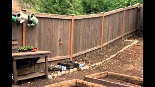 Awesome backyard rock garden design ideas