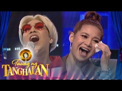 Tawag Ng Tanghalan: Vice Ganda and Kyla's 'laugh with passion'