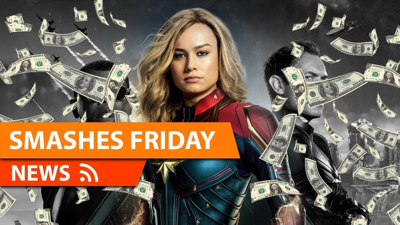 captain marvel shatters box office expectations