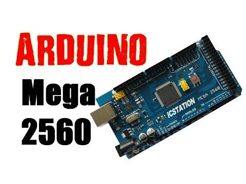 Arduino Mega 2560 Demo Overview