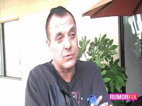 Tom Sizemore talks about staying clean