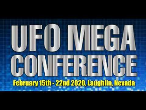 Elizabeth April shares details on her upcoming talk at the 2020 Laughlin UFO Mega Conference