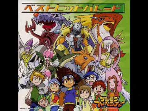 Digimon - Brave heart cover MIDI