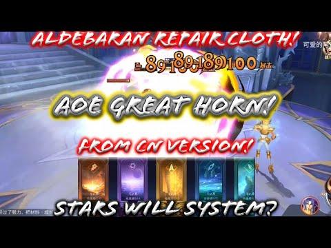 Saint Seiya: Awakening - Taurus Aldebaran Awakened After Repair Cloth CN! Stars Will, New System?!