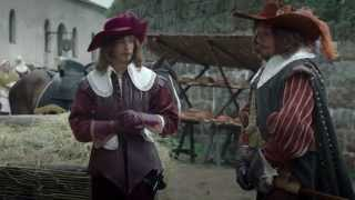 Три мушкетера 2013. Официальный трейлер #1.