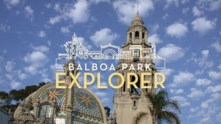 Virtual Explorer Experience: Balboa Park Conservancy (Visitors Center)