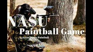 NASU | Acton Games Paintball | Paintball Battle