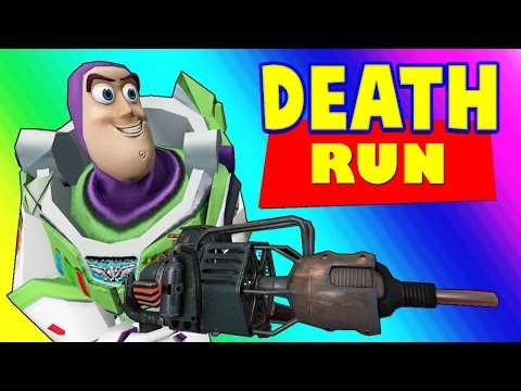 Thumbnail: Gmod Deathrun Funny Moments - Toy Story Edition! (Garry's Mod Sandbox)