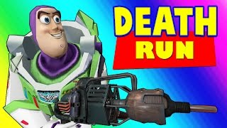 Gmod Deathrun Funny Moments - Toy Story Edition! (Garry