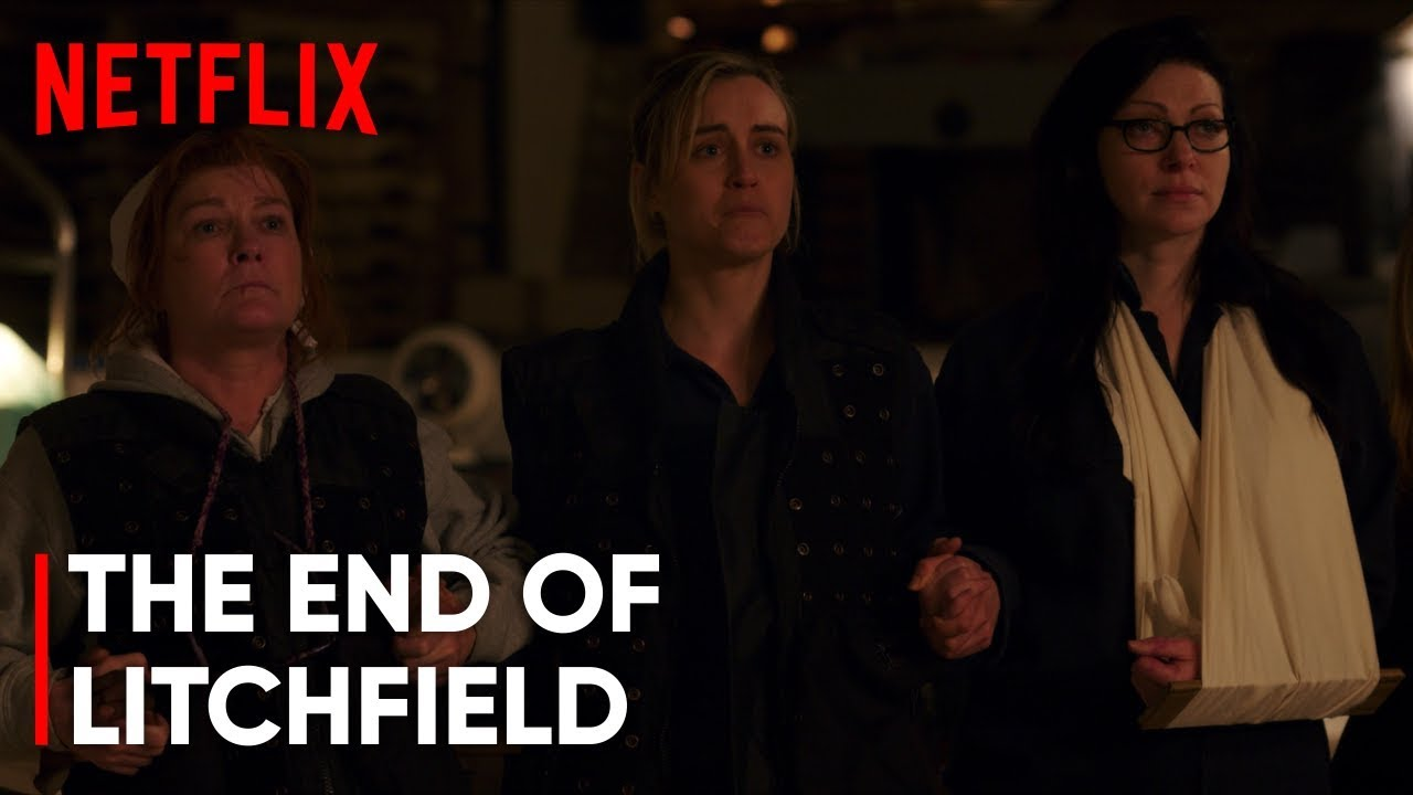 Download Orange Is The New Black - The End of Litchfield   5x13 (4K)