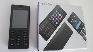 Nokia 150 Dual Sim Review, Mobile Cell Phone, Latest New Nokia 2017, Microsoft, Snake Xenzia.