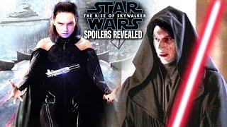 MAJOR The Rise Of Skywalker Leaks Revealed! WARNING (Star Wars Episode 9)