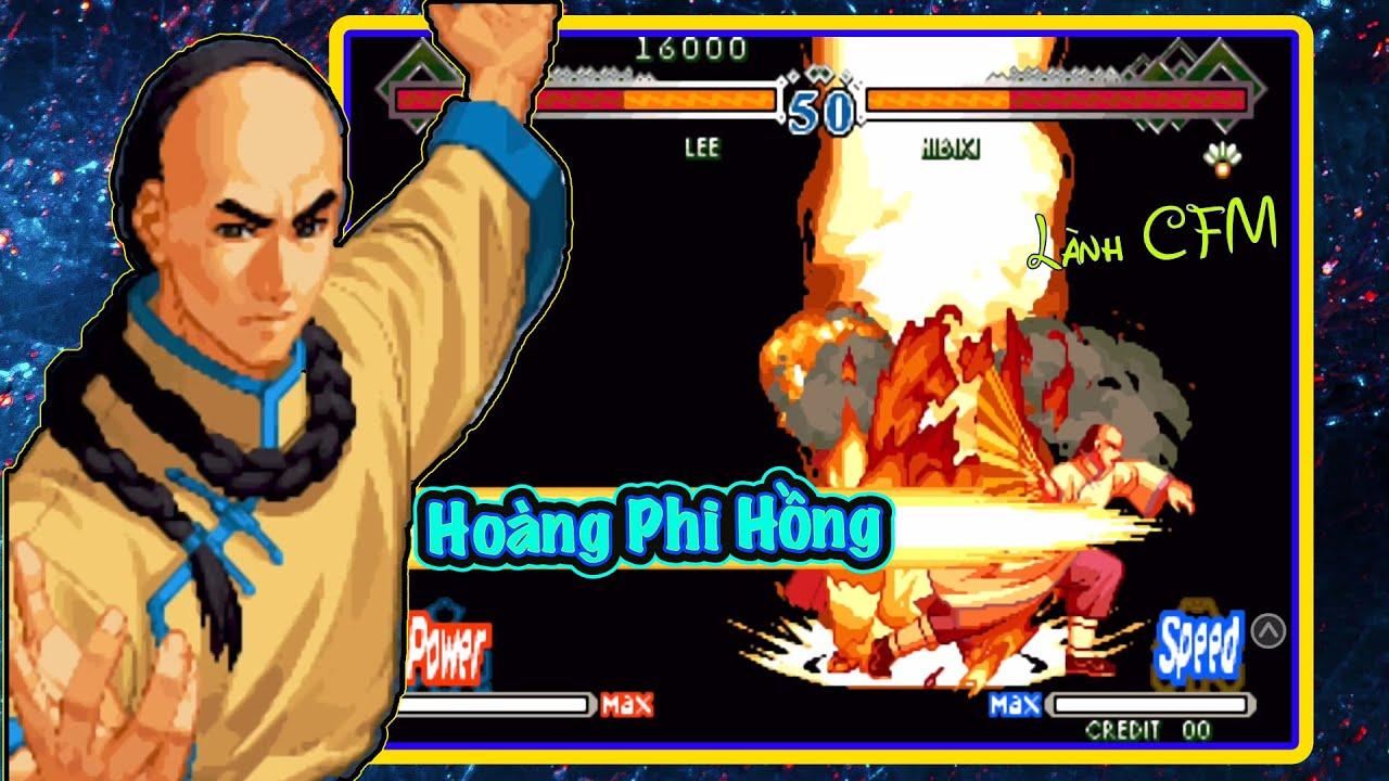 Hoàng Phi Hồng 2 với Lee Rekka || The Last Blade 2 || Game thùng trên Android or PC
