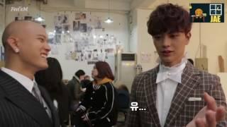 Sungjae Speaking English Compilation