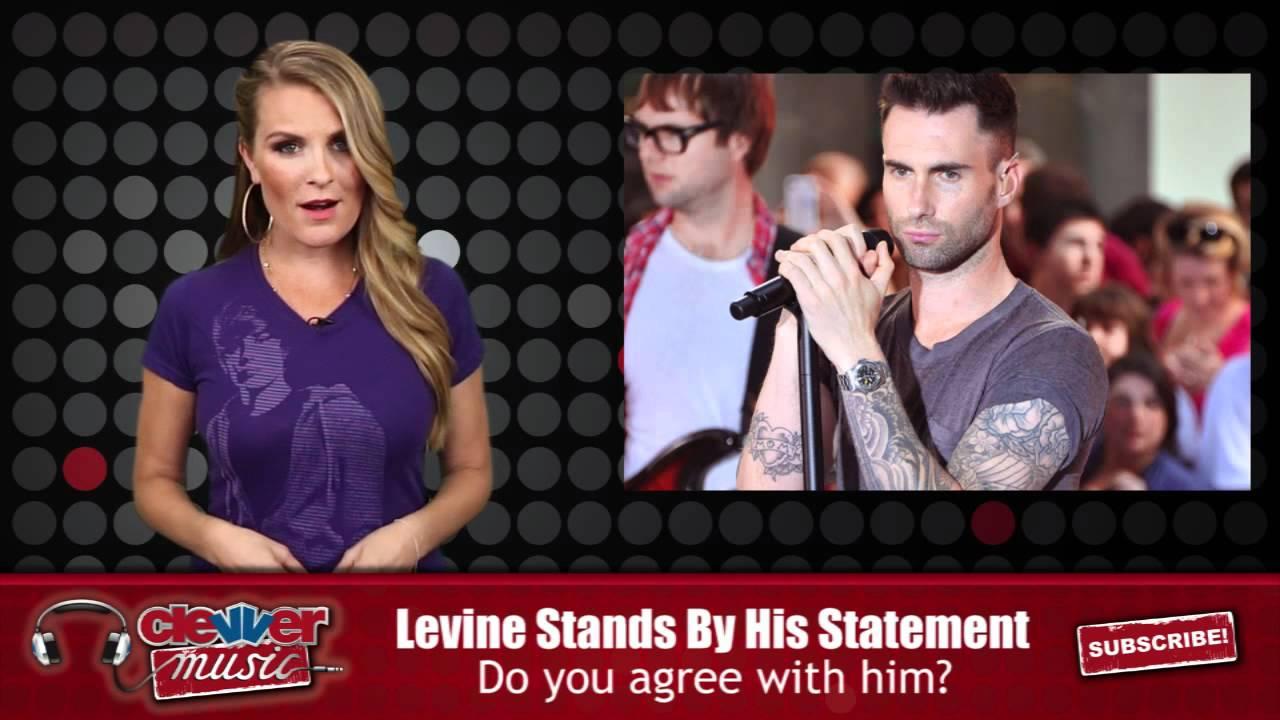 Adam Levine Slams 'Utterly Horrible' VMAs
