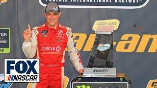 Matt Kenseth Post-Race Interview | 2017 PHOENIX | NASCAR VICTORY LANE