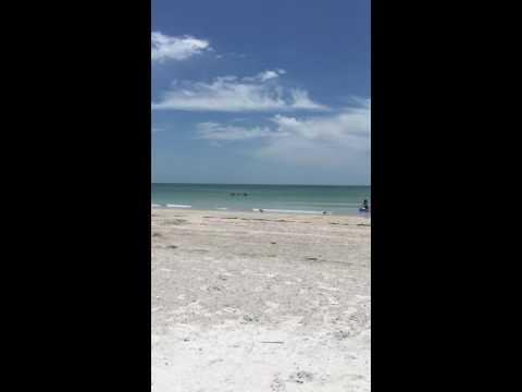 Beautiful Pass-a grille beach