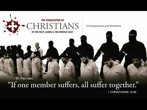 The 3rd International Conference on Religious Freedom #EndPersecutionOfChristians
