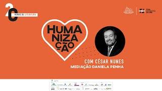 """20 HORAS DE LITERATURA """"Humanização"""""""