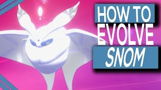 How To Evolve Sฑom In Pokemon Sword & Shield