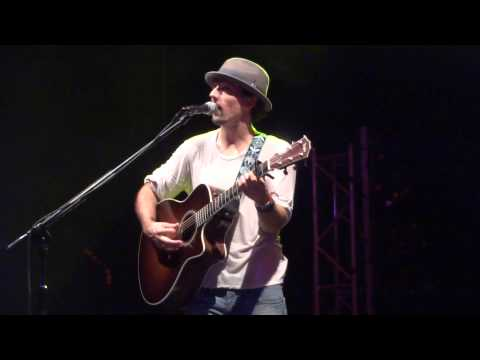 Three Things, Jason Mraz, Palladium, Warsaw, Poland, 21st August 2013