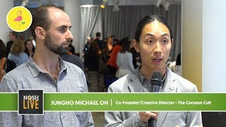 The Coconut Cult's Co-Founder Speaks on NOSH Live Experience