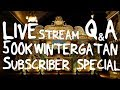 Livestream Q&A with Martin / Wintergatan 500K Subscriber Special