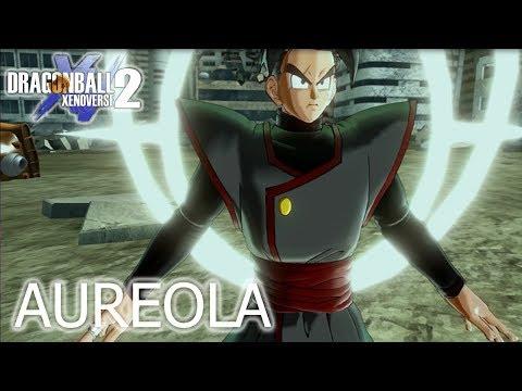 AUREOLA PARA TU PERSONAJE / DRAGON BALL XENOVERSE 2