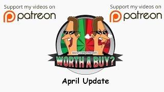 Monthly Update - Prey Giveaway Result