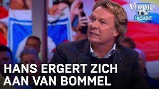 Hans ergert zich aan Van Bommel | VERONICA INSIDE