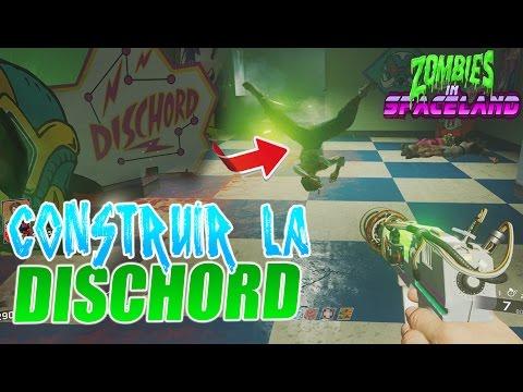 Construir la DISCHORD   RayGun Ver.01   Zombies in Spaceland