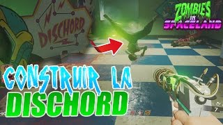 Construir la DISCHORD | RayGun Ver.01 | Zombies in Spaceland
