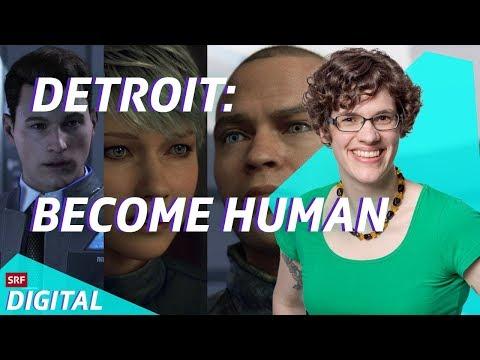 Detroit: Become Human – Let's Play mit Méline
