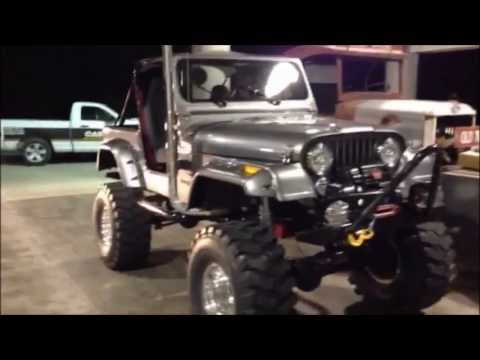 84 Jeep 3.9L mins 4BT Part I - YouTube