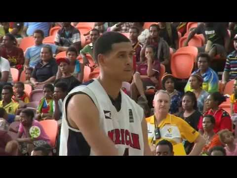 Pacific Games 2015  BBF G31 NAURU vs PNG