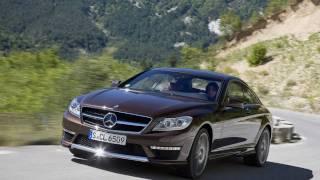 Mercedes Benz CL65 AMG 2011 Videos