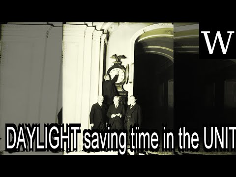 DAYLIGHT saving time in the UNITED STATES - WikiVidi Documentary