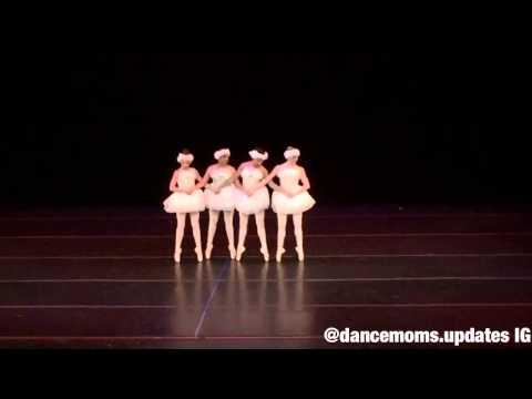 The Aldc's Recital 2015 | White Swan | Maddie Ziegler Dances Ballet!