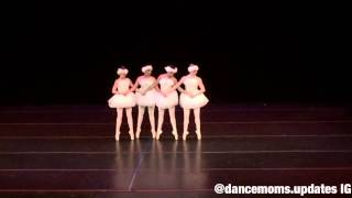 The Aldc's Recital 2015 | White Swan | Maddie Ziegler Dances Ballet!
