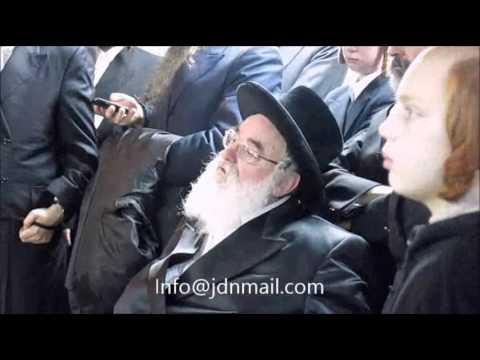 Kiviyashed Monsey Rebbe's Levaya Cheshvan 5776