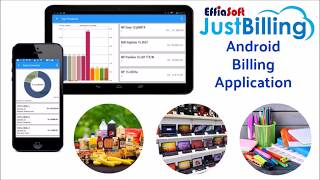 Easy gst billing create a invoice accurately in fraction of second using touch, barcode or voice command. increase efficiency with hold, recall feature...