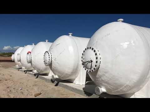 Strandfontein Desalination Plant - In Construction