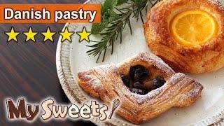 Danish Pastry|デニッシュの作り方