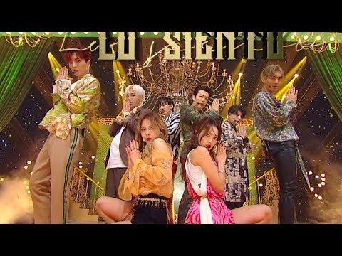 """""""Comeback Special"""" SUPER JUNIOR (Super Junior) - Maafkan Aku @ Lagu Populer Inkigayo 20180415"""