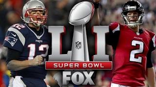 Super Bowl 51 Predictions and Pick - New England Patriots vs Atlanta Falcons