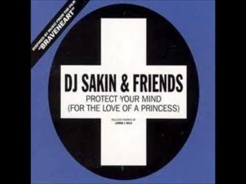 Protect your mind dj sakin and friends (HD/HQ)