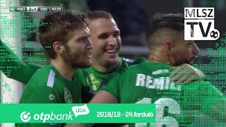Paksi FC – MOL Vidi FC | 2-2 | (2-1) | OTP Bank Liga | 24. forduló | MLSZTV